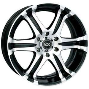 Enkei ETS Black Machine (18x8.5 +35 6X139.7)    Set of 4