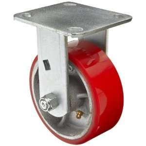 EZ Roll EZ 0520 MOP R 5 Diameter Polyurethane/Steel Wheel Medium