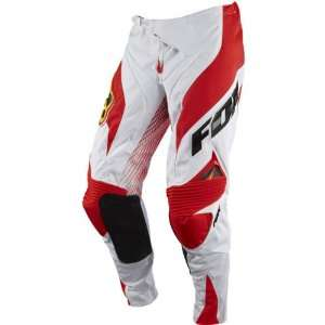 Fox Racing Platinum A1 Race Mens Motocross Motorcycle Pants w/ Free B