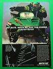 2000 ARCTIC CAT ZR SNOWMOBILE Ad ArT HEY GUYS, WATCH ME TAKE THIS