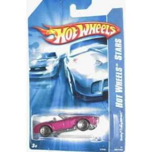 #2007 097 Shelby Cobra 427 S/C Hot Wheels Stars Card Lace