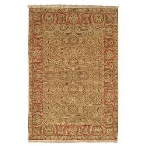 Abington Wool Area Rug   Gold/Yellow, 5 x 76