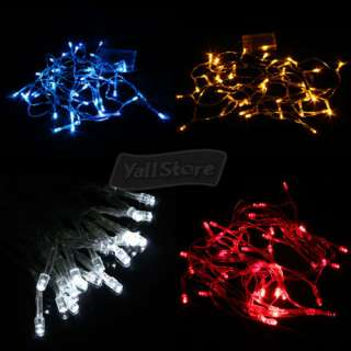 4M 40 LED Battery String Light Christmas Party NEW