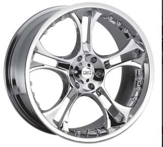 22DBLG 605 RIMS & TIRES FORD EXPEDITION NAVIGATOR F150
