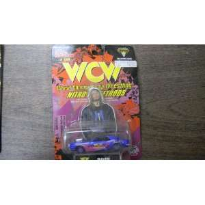 Racing Champions WCW Nitro Street Rods RAVEN Everything