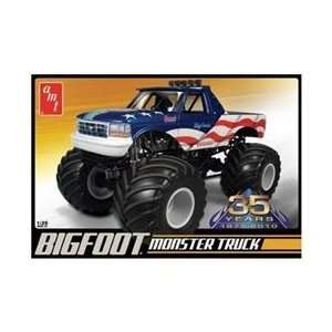 Bigfoot(R) Monster Truck 1/25 Scale Plastic Model Kit Toys & Games