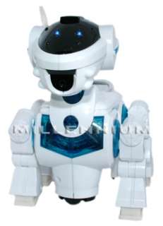 ROBOT Robotic Robo Pet Dog Walking Puppy Girl Boy Toy