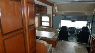 2012 SOLERA 24S CLASS C B+ MERCEDES BENZ DIESEL MINI HOME RV NATIONS