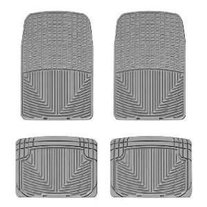 Ford Crown Victoria Grey WeatherTech Floor Mat (Full Set) Automotive
