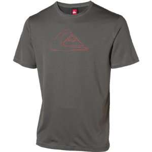 Quiksilver C Thru Surf Shirt   Short Sleeve   Mens