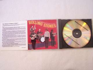 ROLLING STONES Ultimate TV masters vol 1 CD live ag