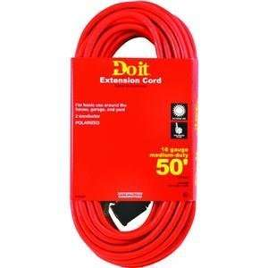 Do it Outdoor Extension Cord, 50 16/2 OUTDOOR CORD