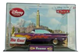 Disney Cars 1 Ramone Die Cast Car In Collectors Case