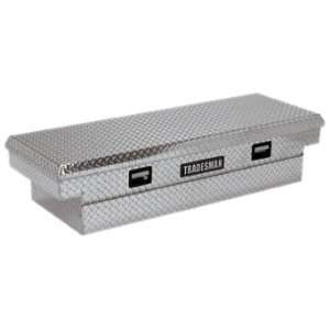Tradesman TALF558 58 Bright Aluminum Cross Bed Tool Box