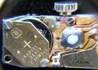 Antique Art Deco Ladies Elgin Wrist Watch Platinum 14k White Gold