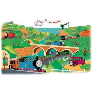 Thomas The Tank Engine Mega Decal Pack   Includes 27 x 40