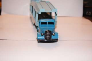Vintage Dinky Toys Bedford & Pullmore Car Transporter Toy Truck LOOK