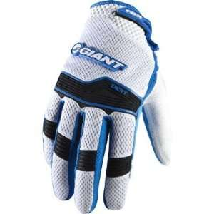 Fox 2012 Mens Giant Digit Mountain Bike Full Finger Glove
