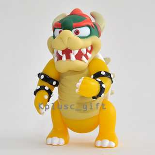 F77 Super Mario Brothers Action Figure Bowser 4.5