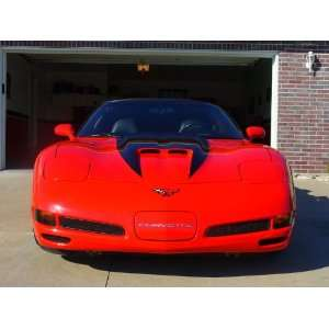 Chevrolet Corvette Functional Ram Air Hood C5 97 04