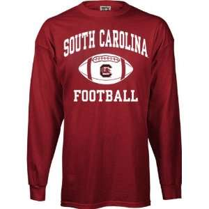 South Carolina Gamecocks Perennial Football Long Sleeve T