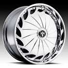 28 dub drama spinner chrome wheel set