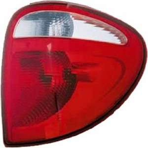 QP D0655 c Chrysler Town & Country Passenger Tail Light