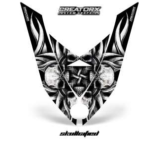 SKI DOO REV XP SNOWMOBILE SLED GRAPHICS KIT DECAL SFSY