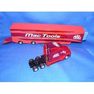 Mac Tools Top Fuel Race Team 1/64th Scale Hauler Toys