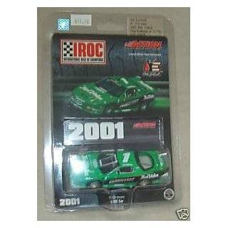 Dale Earnhardt Sr #1 Green True Value IROC Series Last IROC Car Before