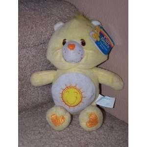Care Bears Funshine Bear Beanie Bean Bag
