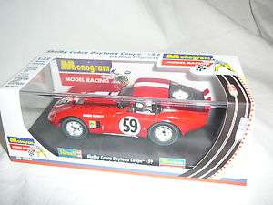 32 SHELBY COBRA DAYTONA COUPE #59   REVELL/MONOGRAM # 85 4834