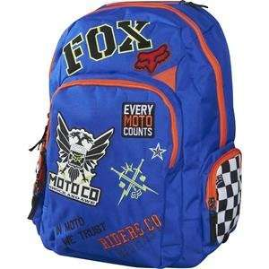 Fox Racing Revived Backpack   Royal Blue Automotive