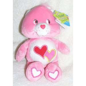 2004 Care Bears Special Edition 8 Plush Love A Lot Lil