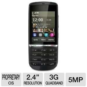 Nokia Asha 300 Unlocked GSM Cell Phone Electronics
