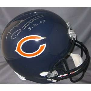 Mike Ditka Autographed Bears Full Size Helmet w/SB XX   Autographed