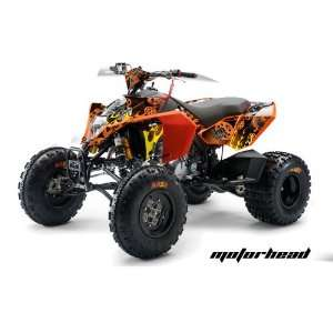 AMR Racing KTM 450, 525 and 505 ATV Quad, Graphic Kit   Motorhead