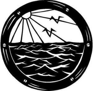 Porthole Vinyl Decal Sticker Car Boat Truck Window