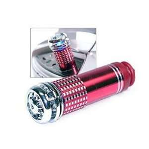 Mini Fresh Air Purifier / Oxygen Bar for Auto Car   Red