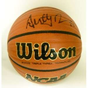 Kentucky Wildcats Autographed Hand Signed Basketball