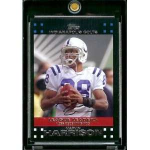 2007 Topps Football # 402 Marvin Harrison LL