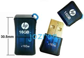 HP v165w 16GB 16G USB Flash Pen Drive Mini Memory Disk