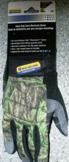 New Holland CAMO Heavy Duty Mechanic Gloves