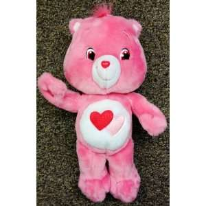 Care Bears Love a Lot Care Bear 12 Plush Doll Toy Toys