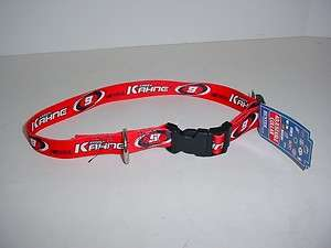 Kasey Kahne #9 Adjustable Nylon Dog Collar by Hunter