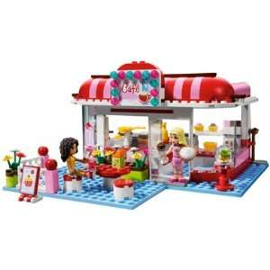 Lego Friends City Park Cafe 3061 Toys & Games