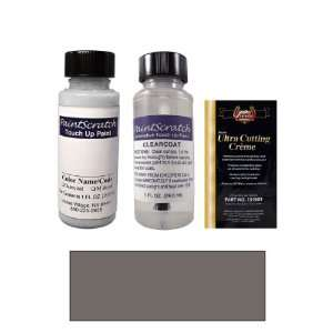 1 Oz. Galactic Gray Pearl Metallic Paint Bottle Kit for