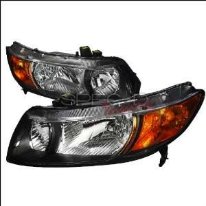 Honda Civic 2006 2007 2008 2009 2010 Euro Headlights
