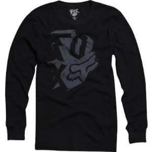 Fox Racing Whacky Thermal Black M Automotive