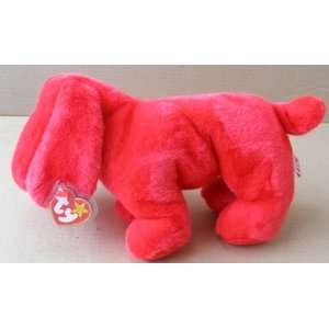 TY Beanie Babies Rover the Big Red Dog Stuffed Animal